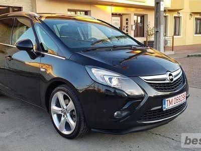 second-hand Opel Zafira AN 2016. EURO 6