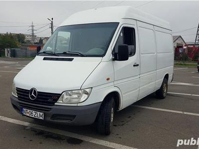 second-hand Mercedes Sprinter 2.2 CDI Inmatriculat