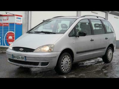 second-hand Ford Galaxy