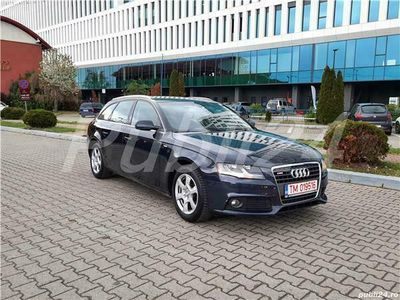 second-hand Audi A4 B8 2012 Euro5