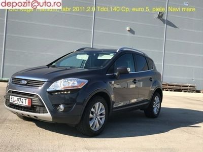 second-hand Ford Kuga 2011