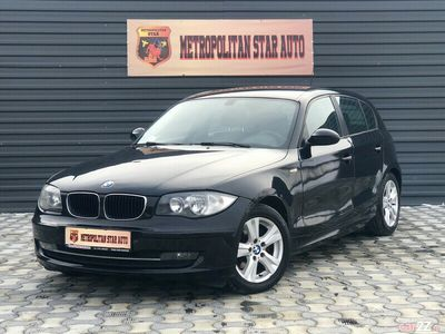 second-hand BMW 120 d Facelift •Start/Stop• Posibilitate RATE