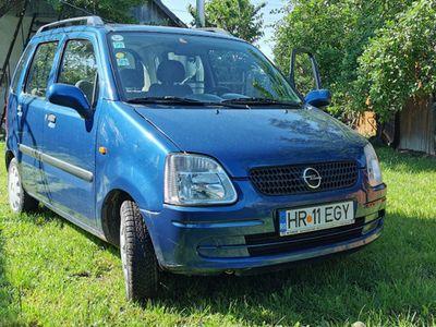 second-hand Opel Agila A