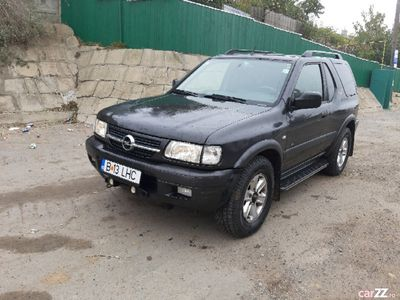 second-hand Opel Frontera 4x4
