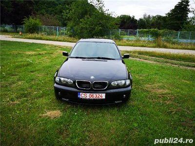 second-hand BMW 318 D e46