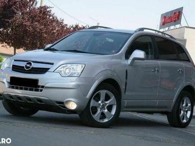 second-hand Opel Antara 4x4 - an 2010, 2.0 Cdti (Diesel)