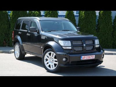 second-hand Dodge Nitro 4x4