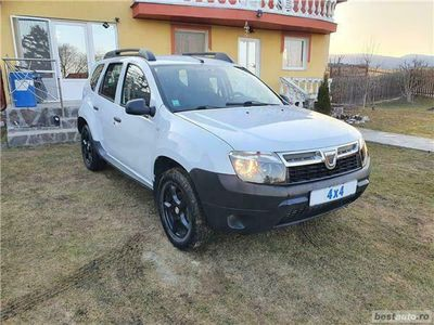 second-hand Dacia Duster 4×4 2013