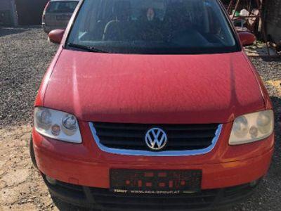 second-hand VW Touran ''Climatronic+Tempomat''