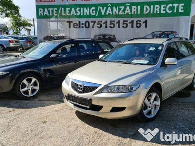 second-hand Mazda 6 Benzina 2.2-xenon-navigatie-clima-Finantare rate