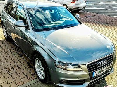 second-hand Audi A4 b8, benzina 165 hp