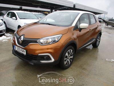 second-hand Renault Captur 0.9 tCE 90CP, posibilitate rate fara avans
