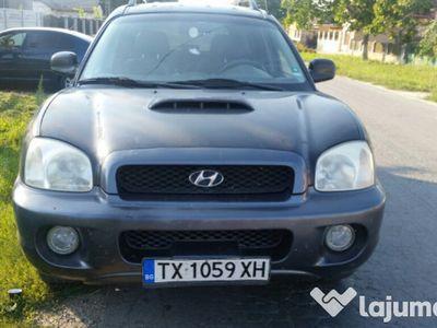 second-hand Hyundai Santa Fe 4x4