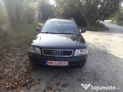 second-hand Audi A6 2.5 tdi 150 cp cutie manuala 6+1