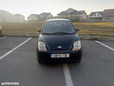 second-hand Chevrolet Spark