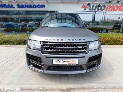 brugt Land Rover Range Rover