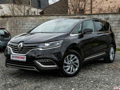 second-hand Renault Espace 2015 - 7 locuri - garantie - finantare