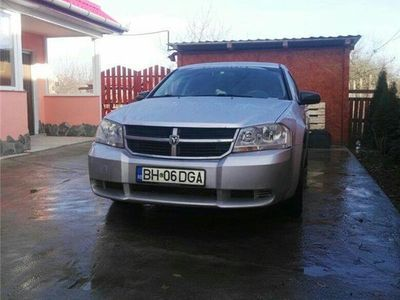second-hand Dodge Avenger