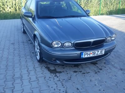 second-hand Jaguar X-type 2.0 diesel