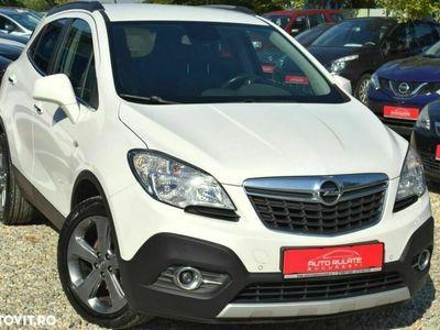 second-hand Opel Mokka CDTI ECOTEC 2014 1.7 Diesel 130 CP Manuală, 166.498 km, SUV