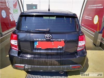 second-hand Toyota Urban Cruiser