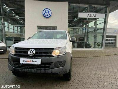 second-hand VW Amarok 2.0