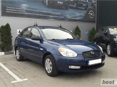 brugt Hyundai Accent diesel 1,5 2009