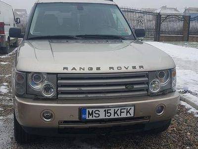 second-hand Land Rover Range Rover Vogue 3.0 diesel