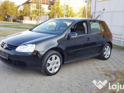 second-hand VW Golf an 2009 benzinar 1.4i