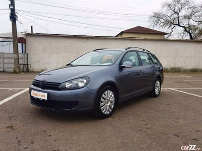 second-hand VW Golf 6/2010/1.6TDI/Posibilitate rate