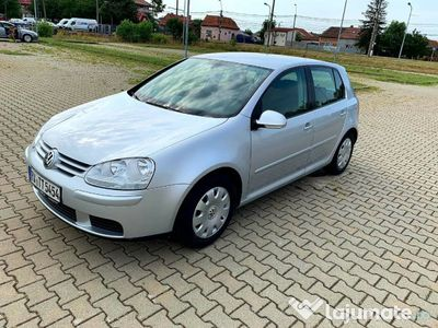 second-hand VW Golf V 1.6 Benzina 102 Cp 2007 Import Germania
