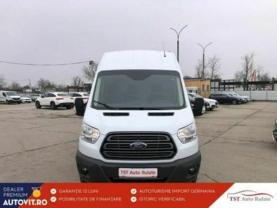 second-hand Ford Transit 350