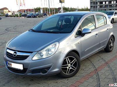 second-hand Opel Corsa D 2007 - 1.2 benzina + GPL Omologat -Butelie Noua