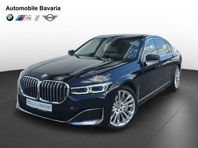 second-hand BMW 740L d xDrive