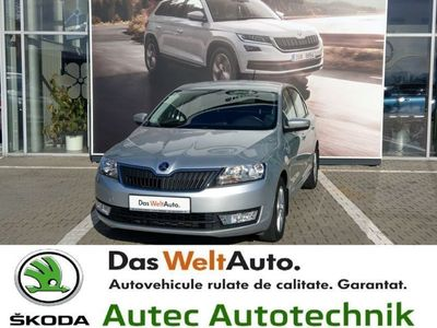second-hand Skoda Rapid SMART 1.2 TSI