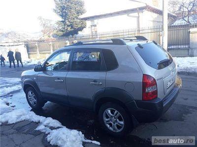 second-hand Hyundai Tucson cu gpl