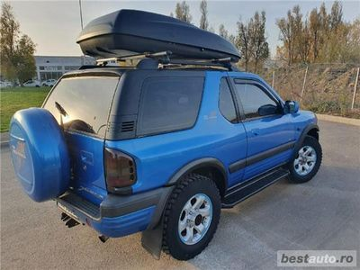 second-hand Opel Frontera B