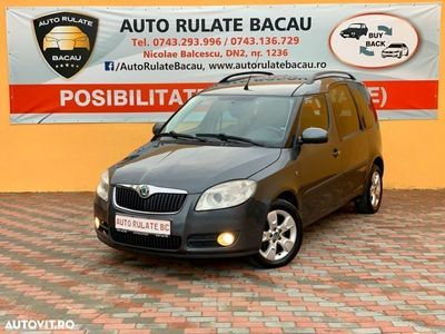 second-hand Skoda Roomster 1.4 Benzina + GPL 2008 Euro 4 Clima -RATE-
