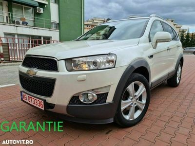 second-hand Chevrolet Captiva 2.2D