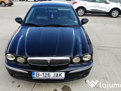 second-hand Jaguar X-type diesel 2.0