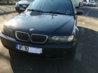 second-hand BMW 318 e46 d din 2005
