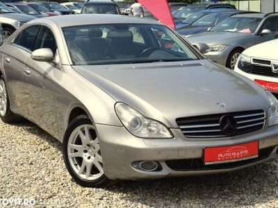 second-hand Mercedes CLS320 DIESEL 2006 - POSIBILITATE RATE