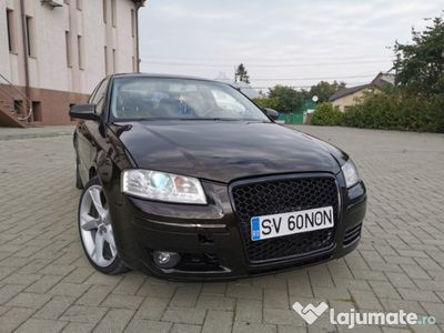 second-hand Audi A3 2.0 Manual 6 Trepte