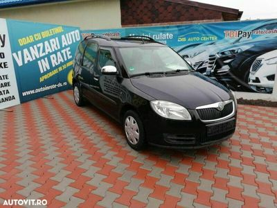 second-hand Skoda Roomster 1.4
