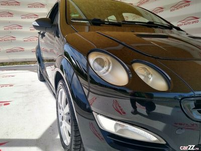 second-hand Smart ForFour 1.5 diesel 68cp 251.000km garantie 12 luni