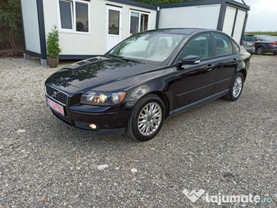 second-hand Volvo S40 2006, 2.0 diesel, Piele, posibilitate = RATE =