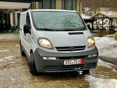 second-hand Opel Vivaro 1.9 cdti 2006