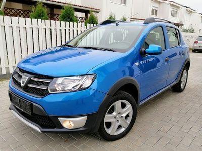 second-hand Dacia Sandero StepWay Euro 5 NaviTempomatParktronicClima