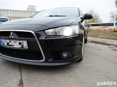 second-hand Mitsubishi Lancer 2011 Auto foarte bine intretinut