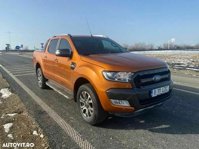 second-hand Ford Ranger Autm.